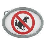 NO Dog Fouling ⚠ Thai Sign ⚠