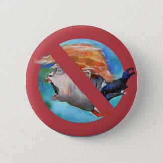 No Donald Trump Button
