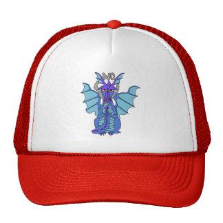 no dragon trucker hats