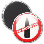 No Drinking Magnet
