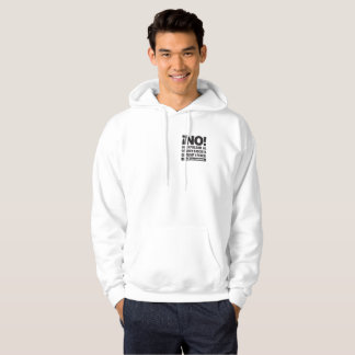 No! Drive Out Trump/Pence-Spanish Hoodie
