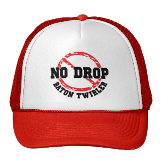 No Drop Baton Twirler Mesh Hat