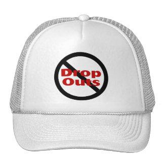 No Dropouts Trucker Hats