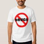 NO DRUGS TSHIRT