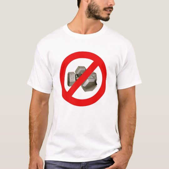 No Dumbells T-Shirt