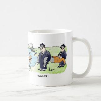 No Dumping Coffee Mug