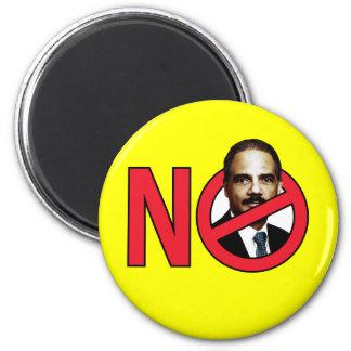 No Eric Holder 6 Cm Round Magnet