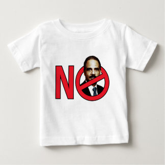 No Eric Holder Baby T-Shirt