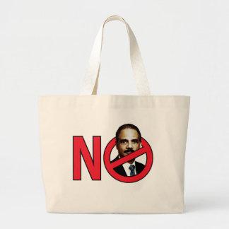 No Eric Holder Jumbo Tote Bag