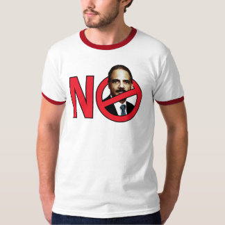 No Eric Holder T-Shirt