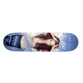 No Escape, Deck Skateboard Deck