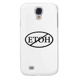 No ETOH Galaxy S4 Case
