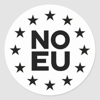 No EU v2 Sticker