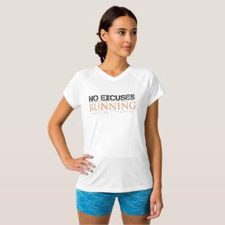 No Excuses Running Shirt