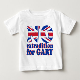 No Extradition for Gary McKinnon T-shirts