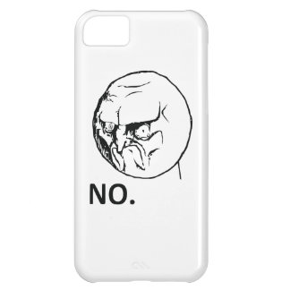 NO face Case For iPhone 5C
