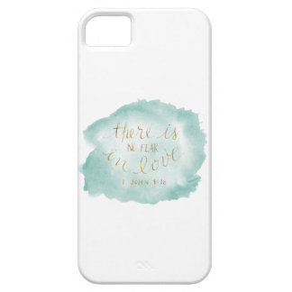 No Fear in Love Phone Case