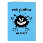 no fear rock climbing