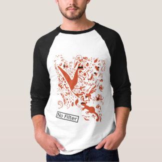 No Filter Kangaroo T-Shirt