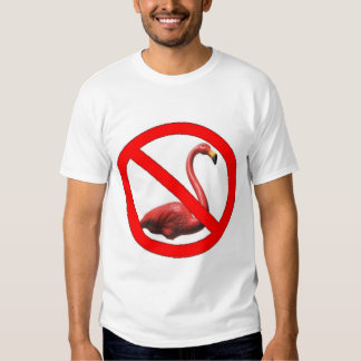 No Flamingos Shirts