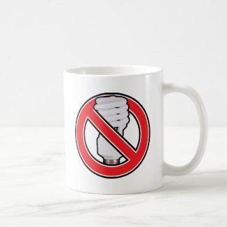 No Fluorescent Lighting Mug