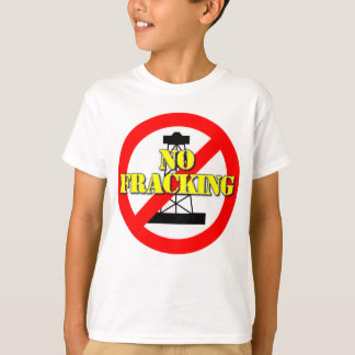No Fracking UK 2 T-Shirt