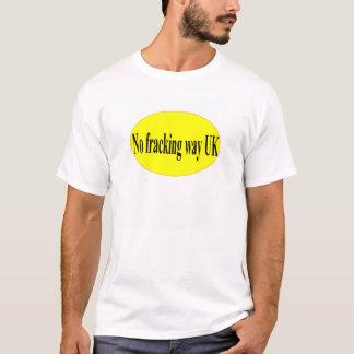 NO frackng T-Shirt