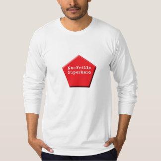 No-Frills Supehero Tee Shirt