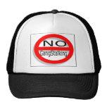 No Gangstalking Cap