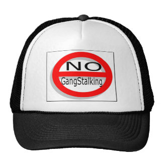 No Gangstalking Cap