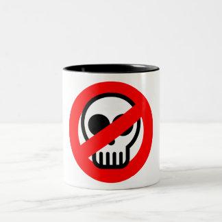 No Ghosts Coffee Mug