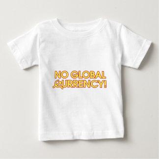 No Global Currency! Tshirts