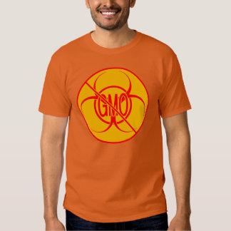No GMO Shirts Bio Hazard GMO Gifts