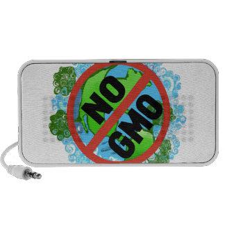 NO GMO iPod SPEAKERS