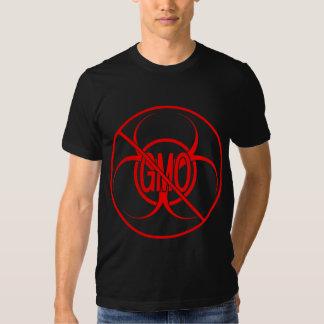 No GMO T-Shirts Bio Hazard No GMO Shirts