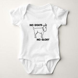 No Goats No Glory Baby Bodysuit
