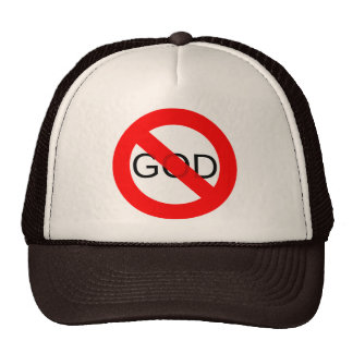 No God Anti God Cap