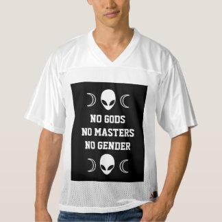 NO GODS NO MASTERS NO FOOTBALL
