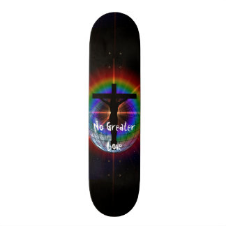 No Greater Love 20 Cm Skateboard Deck