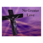 No Greater Love ~Print~ Poster