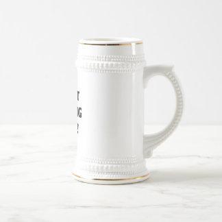 No Green St. Patrick's Day Mug