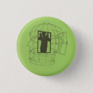 No Growth Without Goodbyes 3 Cm Round Badge