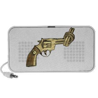 no guns notebook speaker