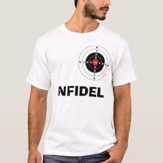 No Guts, No Glory, Infidel T-Shirt