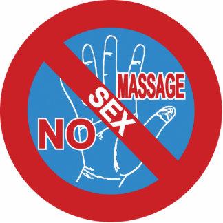 NO Happy Ending Massage ⚠ Thai Sign ⚠ Cut Outs