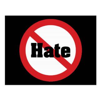 No Hate Postcards