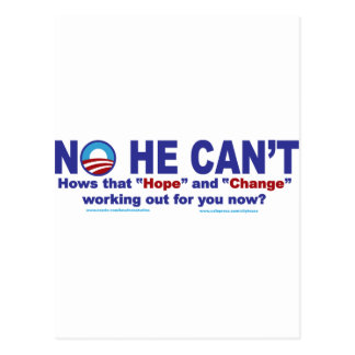 No-HE-CAN't Postcard