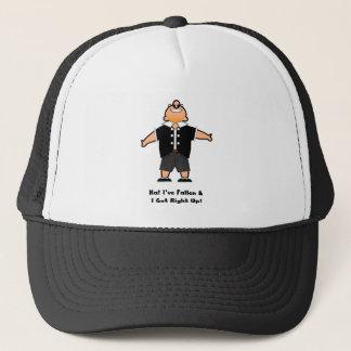 No Help Trucker Hat