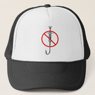 No High Trucker Hat
