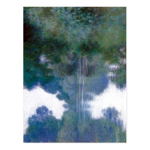 No higher resolution available. Claude_Monet_-_Bra Post Card